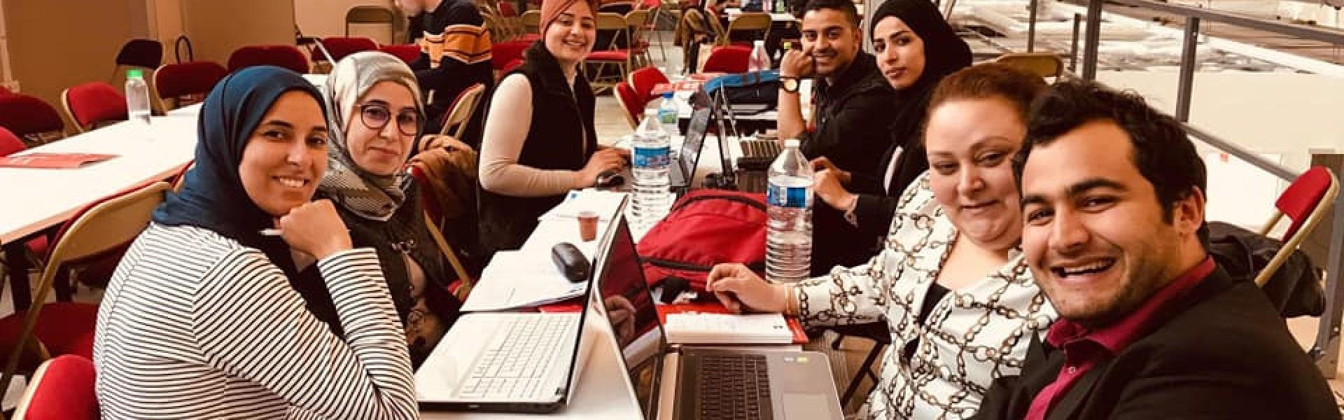 MédiaLab Campus 2 : soutien de projets initiés par des écoles de journalisme des deux côtés de la Méditerranée