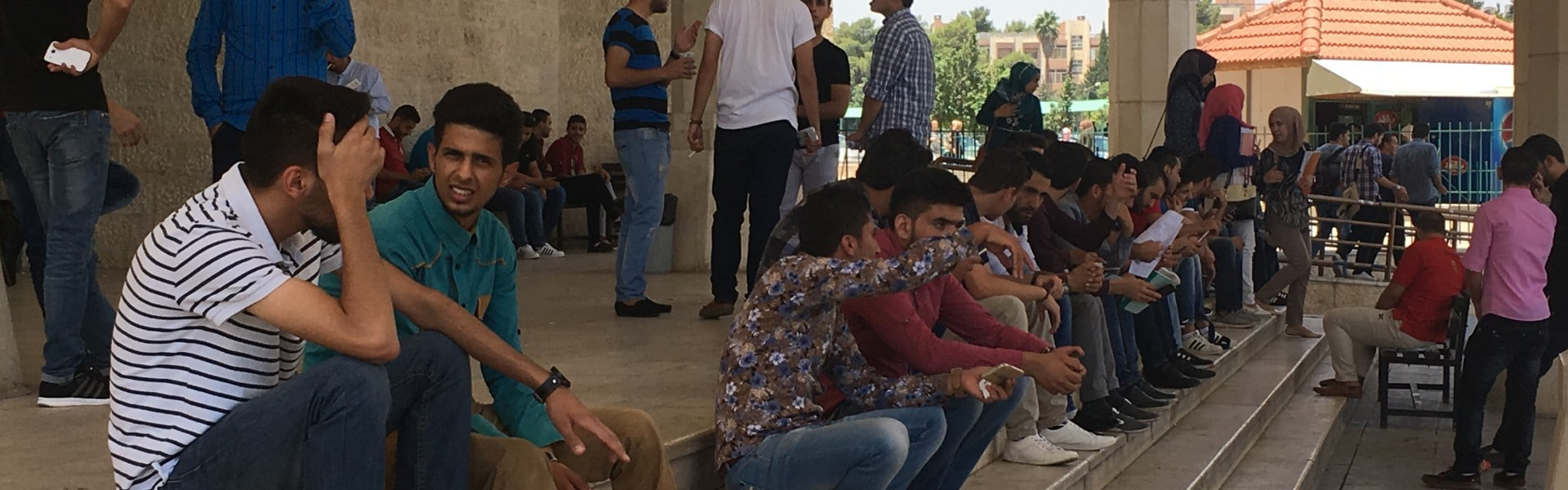 Training on digital media for mid-career journalists in Jordan