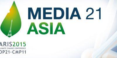 Médias 21 Asie : Journalisme et changement climatique