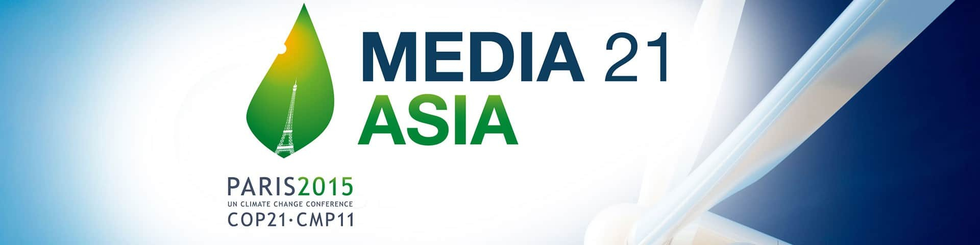 Media 21 Asia: Journalism and climate change
