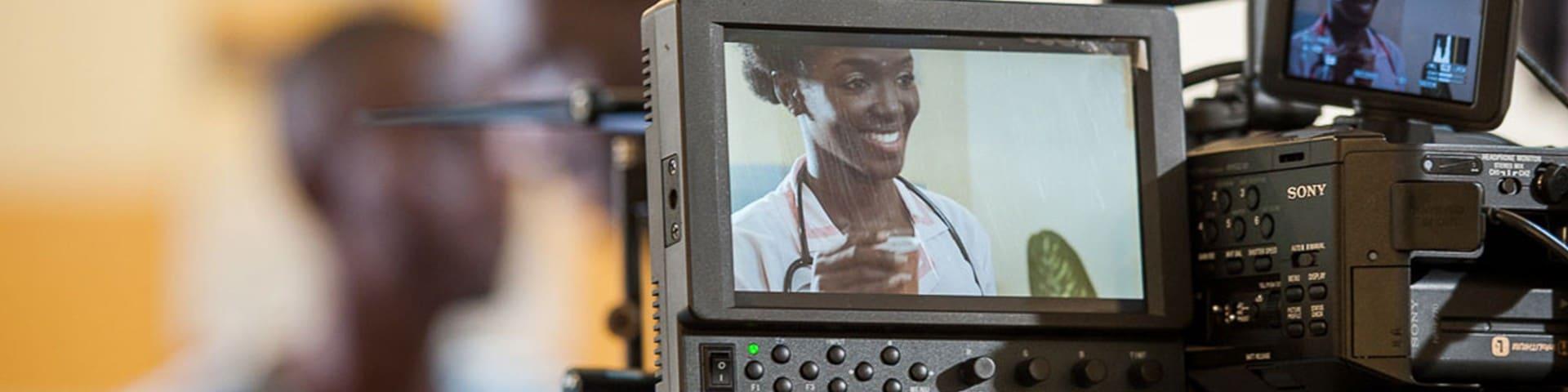 Talents de scripts : participation à la production d'une série TV panafricaine