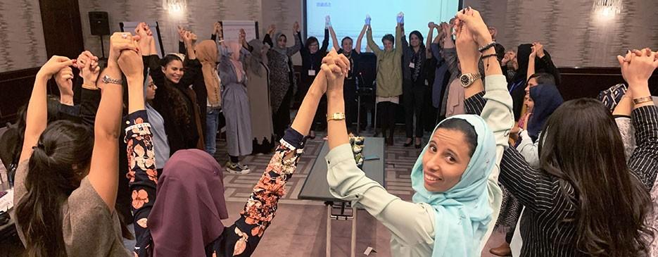 دعوة لتقديم الطلبات لاختيار منظمات المجتمع المدني: المشاركة في الندوات الوطنية بشأن المساواة بين الجنسين وحقوق المرأة في الإعلام، في اليمن والعراق