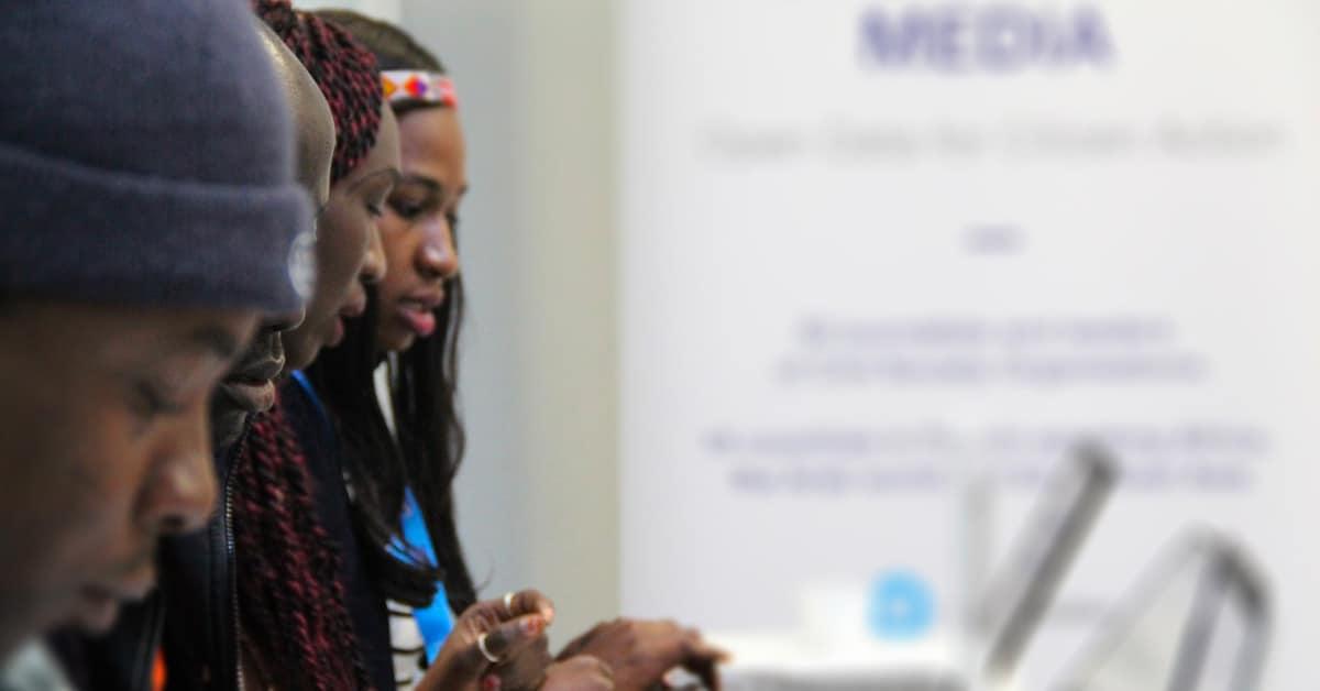 Médialab pour elles – Formation en journalisme de données et production d'enquêtes